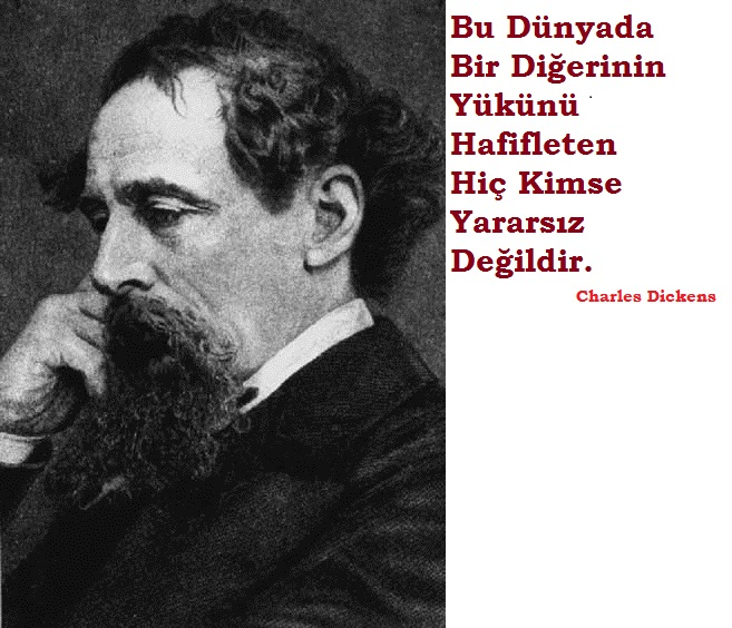 Charles Dickens Sözleri / Quotes