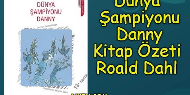 Dünya Şampiyonu Danny Kitap Özeti Konusu Karakterler – Roald Dahl