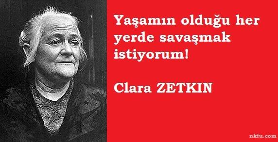 Clara Zetkin: Kadın Haklarının Ateşli Savunucusunun Sözleri (Resimli)