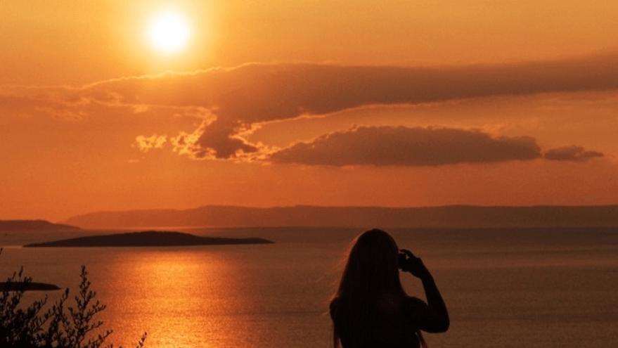 Ayvalık Şeytan Sofrası Gün Batımı ve Hikayesi