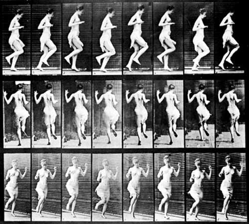Eadweard J. Muybridge Çalışmaları