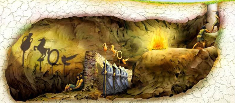 Platon'un Mağarası