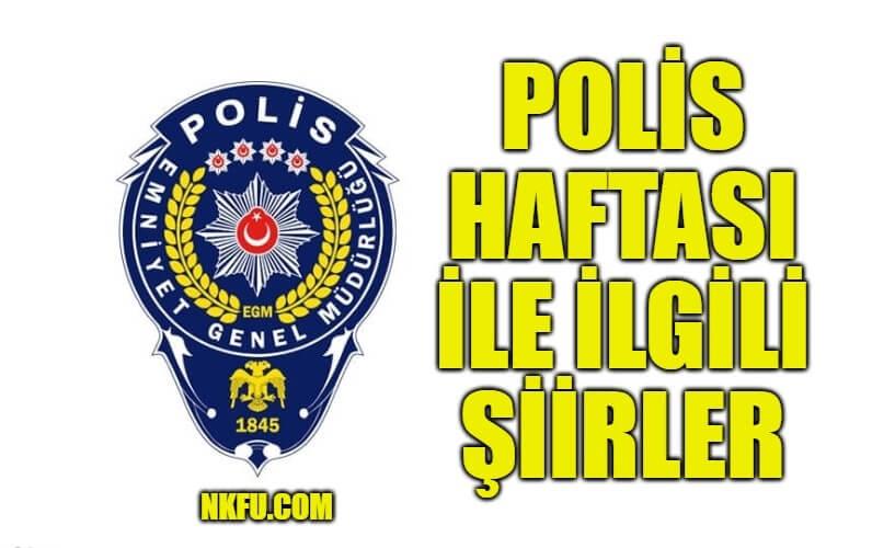 Polis Haftası Şiirleri