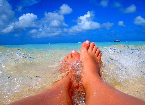 Kumsal ve deniz
