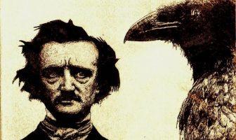 Edgar Allan Poe ve Kuzgun