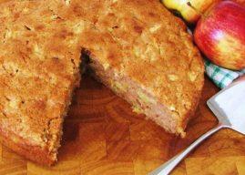 Elmalı Kek Tarifi – Elmalı Kek Nasıl Yapılır? Tarifi Yapılışının Anlatımı