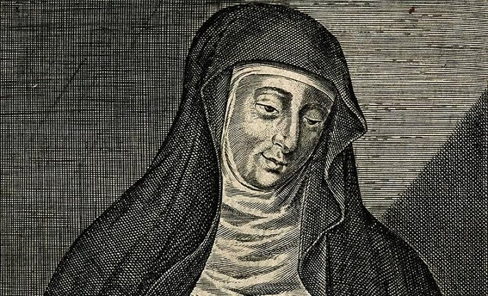 Hildegard Von Bingen (Bingenli Hildegard)