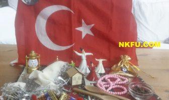 Milli Kültürümüz İle İlgili Maket Çalışması