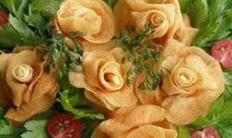 patates gül