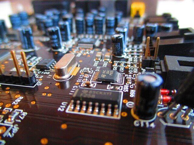 Elektronik Devre Görünümü