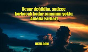 Amelia Earhart Sözleri