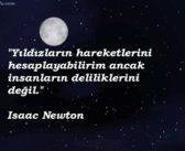 Isaac Newton: Tüm Zamanların En Etkili Bilimadamının Sözleri Alıntıları