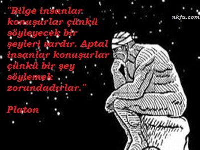 Platon Resimli Sözleri