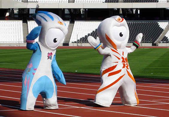 2012 Yaz Olimpiyatları Maskotları