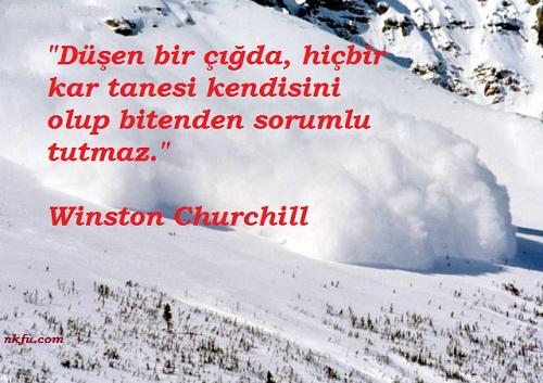 Winston Churchill Resimli Sözleri