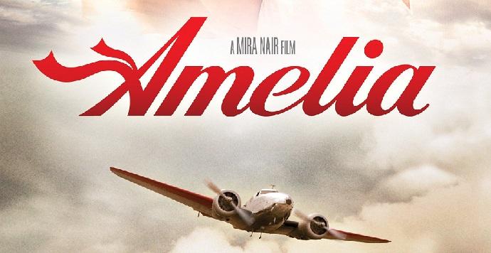 Amelia Filmi Konusu - Efsanevi Kadın Pilot Amelia Earhart'ı Anlatan Film