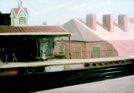 The El Station