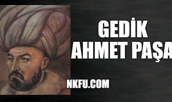 Gedik Ahmet Paşa