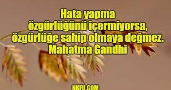 Öğretileri ve Felsefesi İle İlham Veren Mahatma Gandhi'nin En Güzel Sözleri
