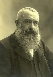 Claude Monet portresi - resmi