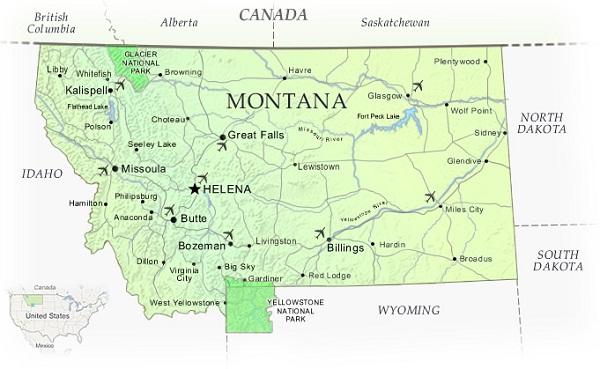 Major Cities Near Grand Teton National Park