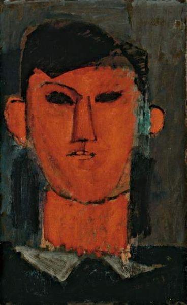 Amedeo Modigliani - Pablo Picasso'nun Portresi