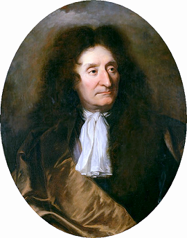 Jean de La Fontain Portresi