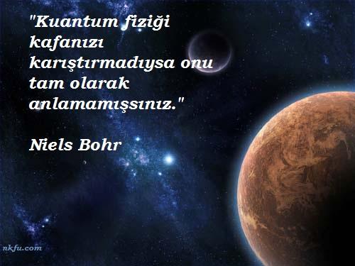 Niels Bohr Resimli Sözleri