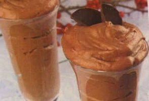 Çikolatalı Krema Tarifi
