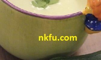 Kremalı Kabak Çorbası Tarifi