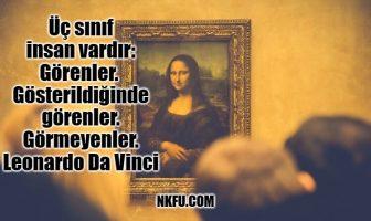 Leonardo da Vinci Sözleri