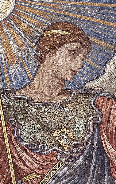 Minerva Mozik Örneği