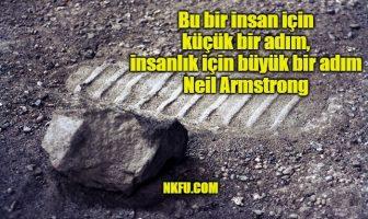 Neil Armstrong Sözleri