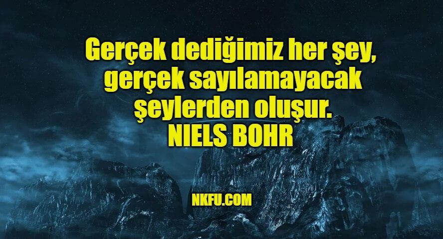 Niels Bohr Sözleri