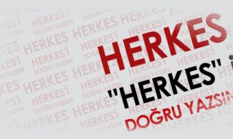 Resimli Türkçe Sözleri