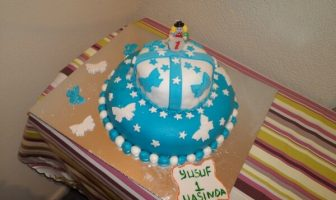 Yusuf'un Doğum Günü Pastası Tarifi