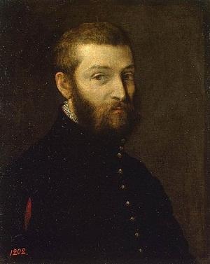 Paolo Veronese Kendi Portresi