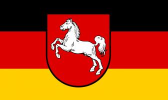 Aşağı Saksonya Bayrağı