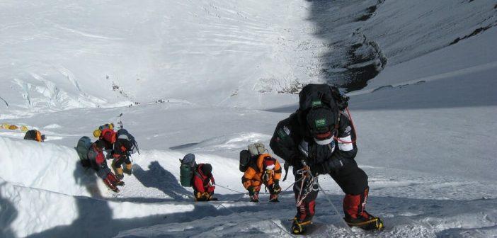 dağ tırmanış