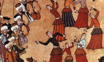 Surname-i Vehbi'den: III. Ahmet'in sünnetinde köçekler