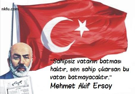 Mehmet Akif Ersoy Resimli Sözleri