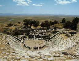 Priene Antik Tiyatrosu
