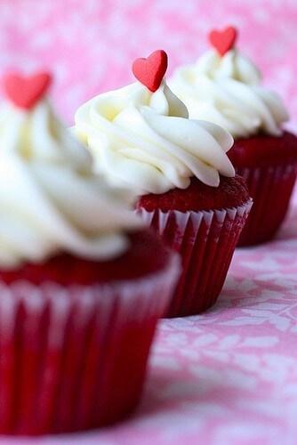 Kırmızı Velvet Cupcake Tarifi