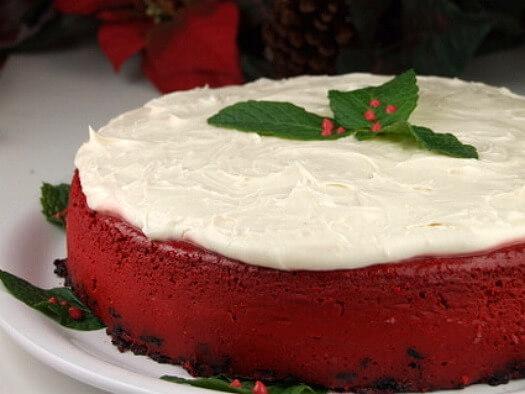 Negrolu Kırmızı Cheesecake Tarifi