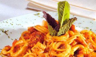 Spagetti Di Mare Tarifi (İtalyan Usulü Spagetti)