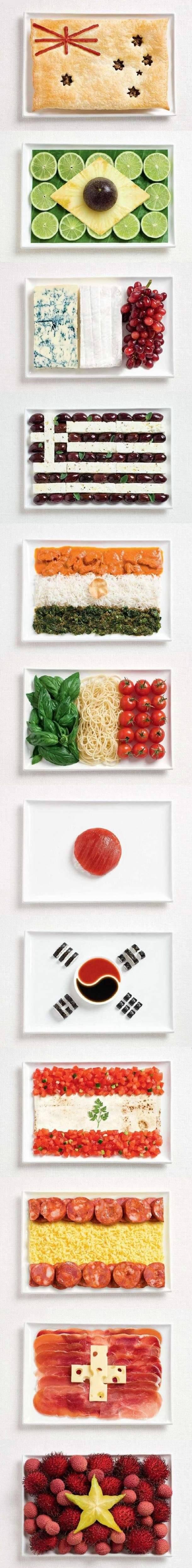 Yiyecek Bayraklar