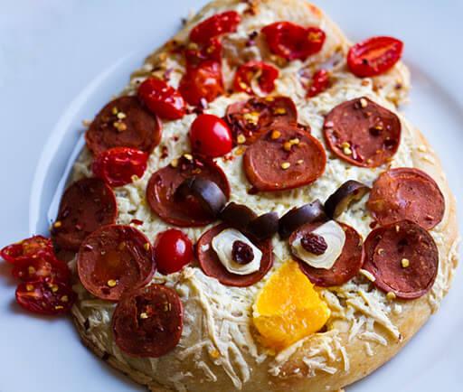 Angry Birds Pizza Tarifi