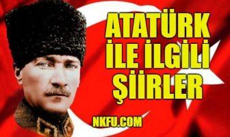 Atatürk İle İlgili Şiirler