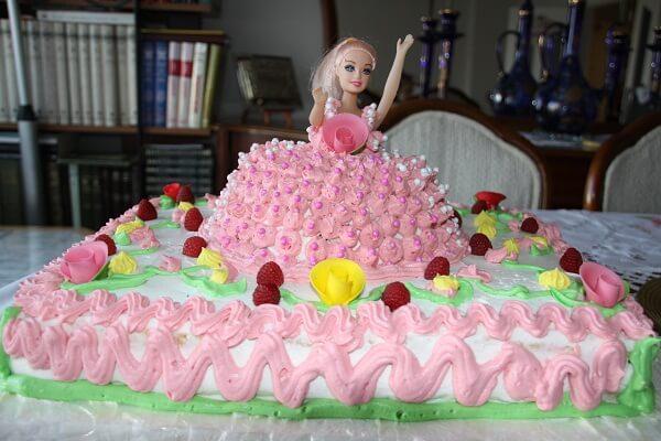 Barbi Bebek Pasta
