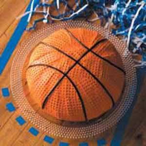 Basketbol Topu Pasta Tarifi